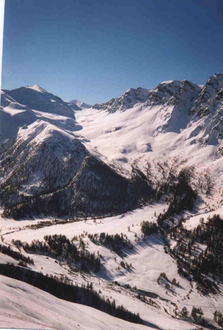 Col du Longet