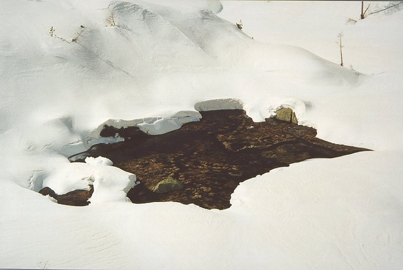 Lac de graveirette