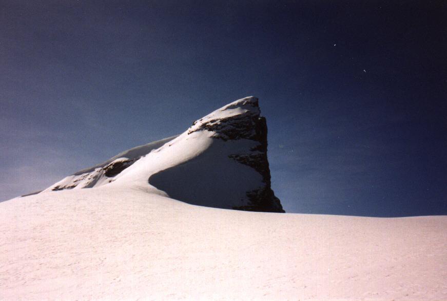 Le Pleureur (3704 m)