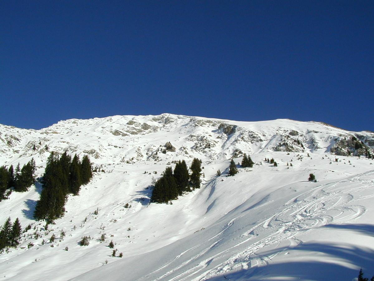Grange - Face Sud-Ouest