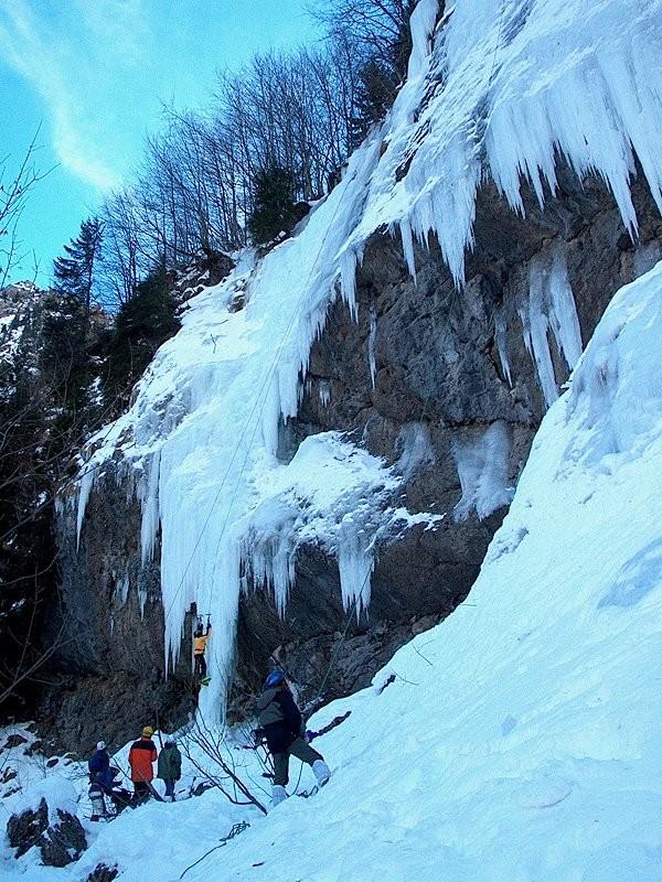 cascades de Tavaneuses