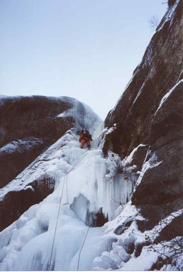 cascade des favrands- L1