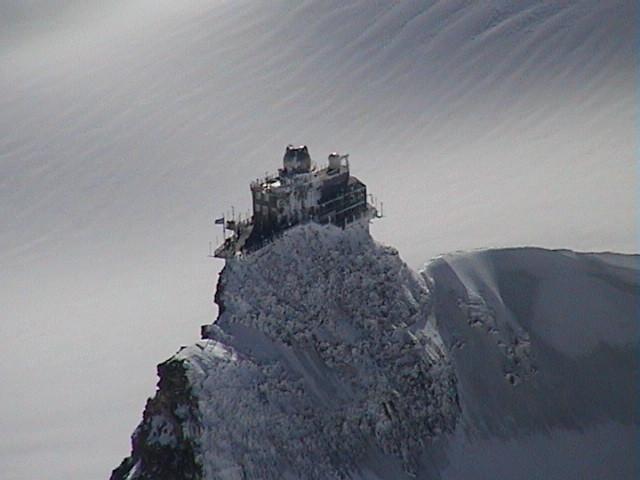Station météo de la Jungfrau