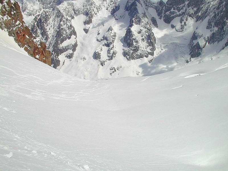 Glacier du Mt Mallet