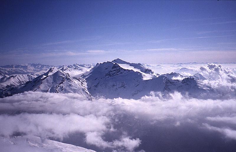 Monte Leone et Breithorn