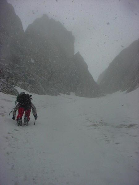 Neve a giugno sulle Alpi Liguri