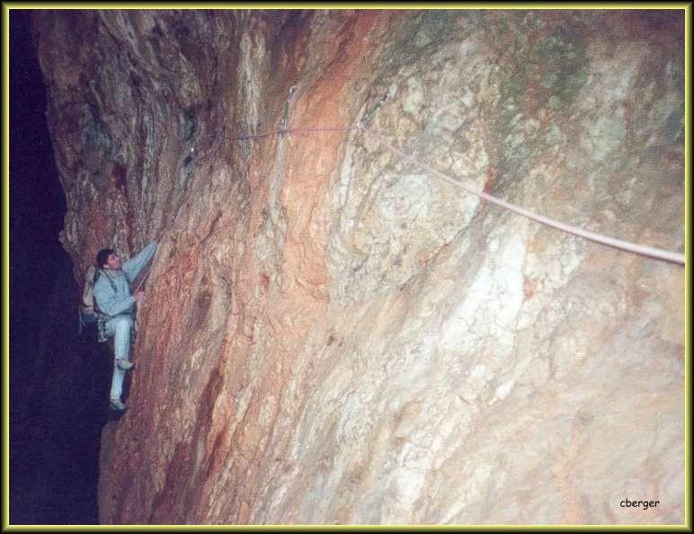 Grotte du Capelan