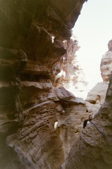 Au fond du canyon