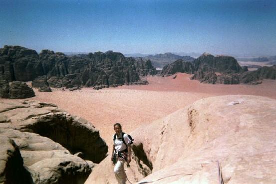 Jebel Barrah : les dalles du chasseur