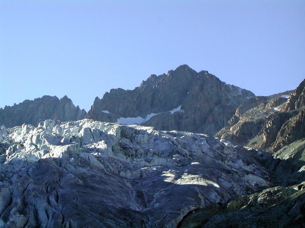 Pic du Glacier Blanc - 3525 m - Ecrins