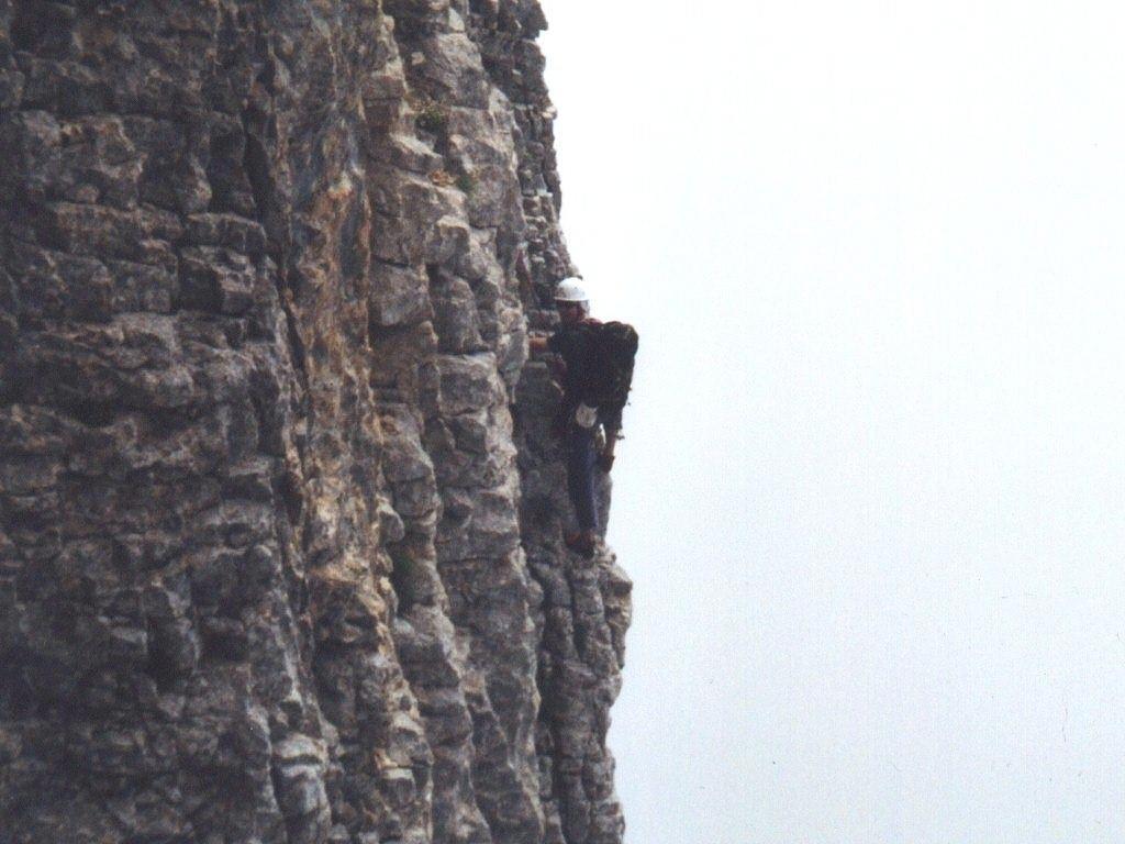 Le pilier Sud du Mont-Aiguille