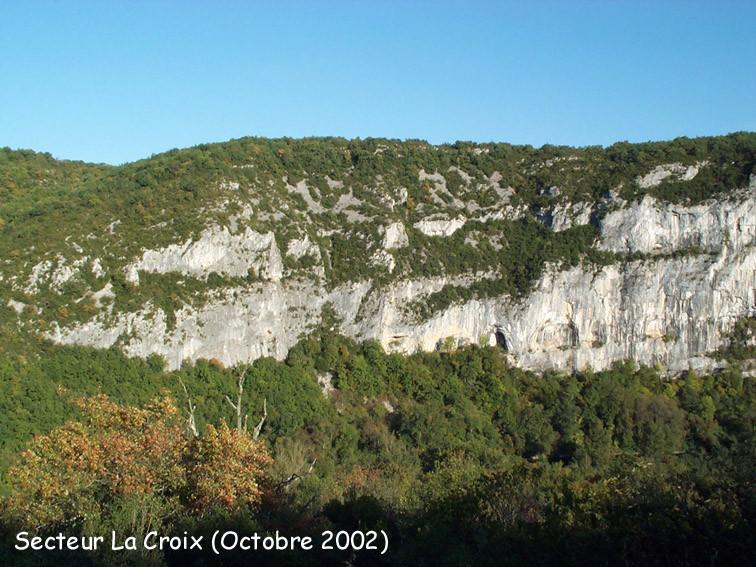 Secteur La Croix (Octobre 2002)