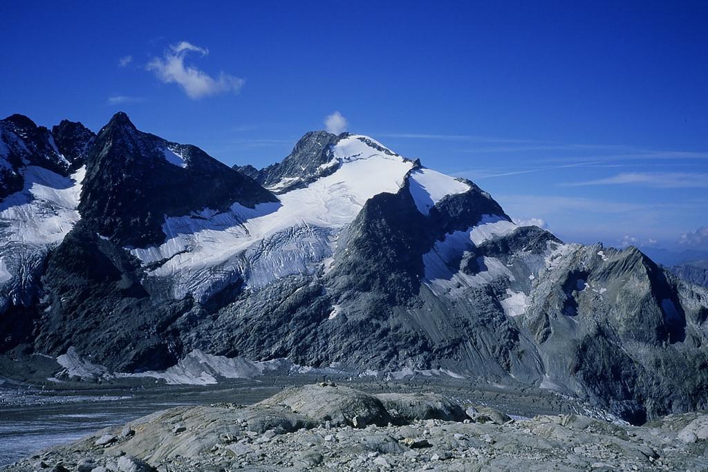 Mont Tondu - 3196 m
