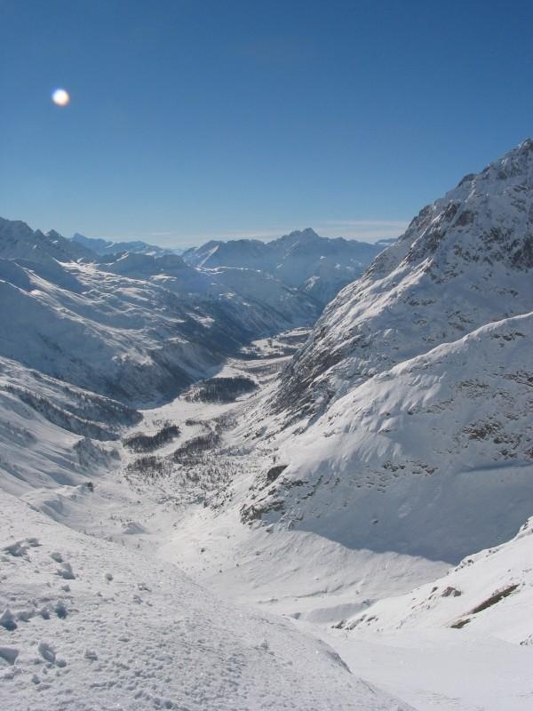 Val Ferret italien