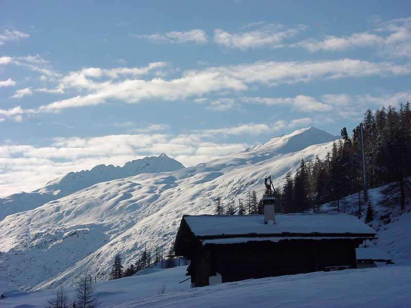 Schwarzseehorn da Stettli