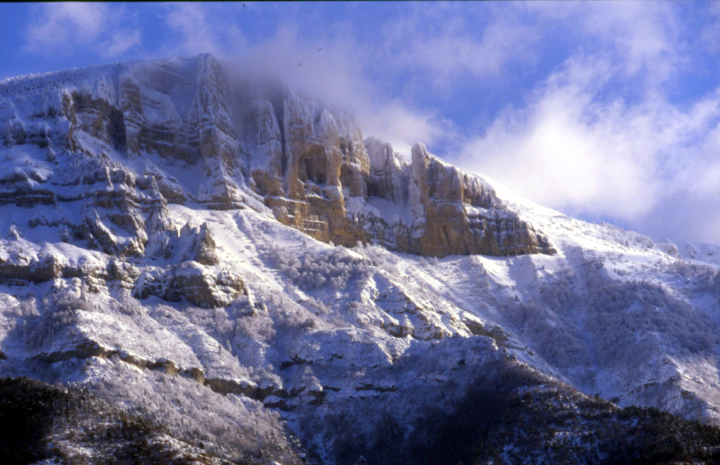 Montagne de Glandasse