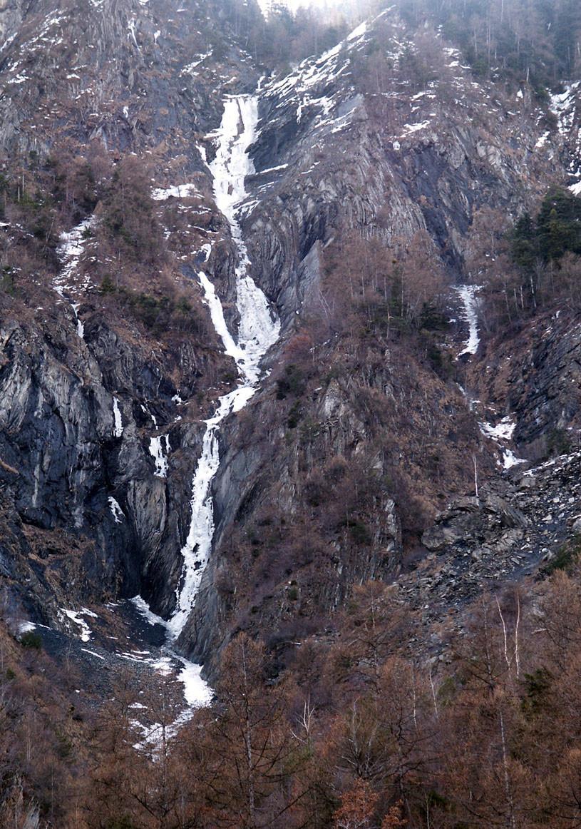 Cascade de l'Allogneraie