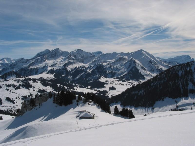 Monts Chevreuils