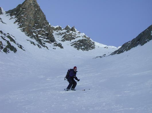 Couloir Gd Golliat