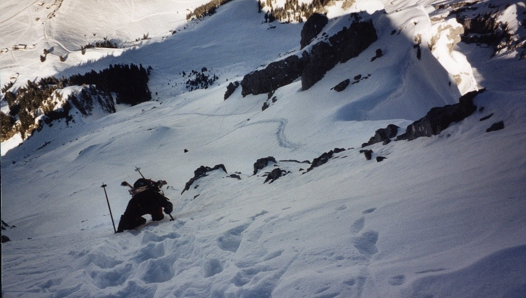 Montee au Mont Rachais