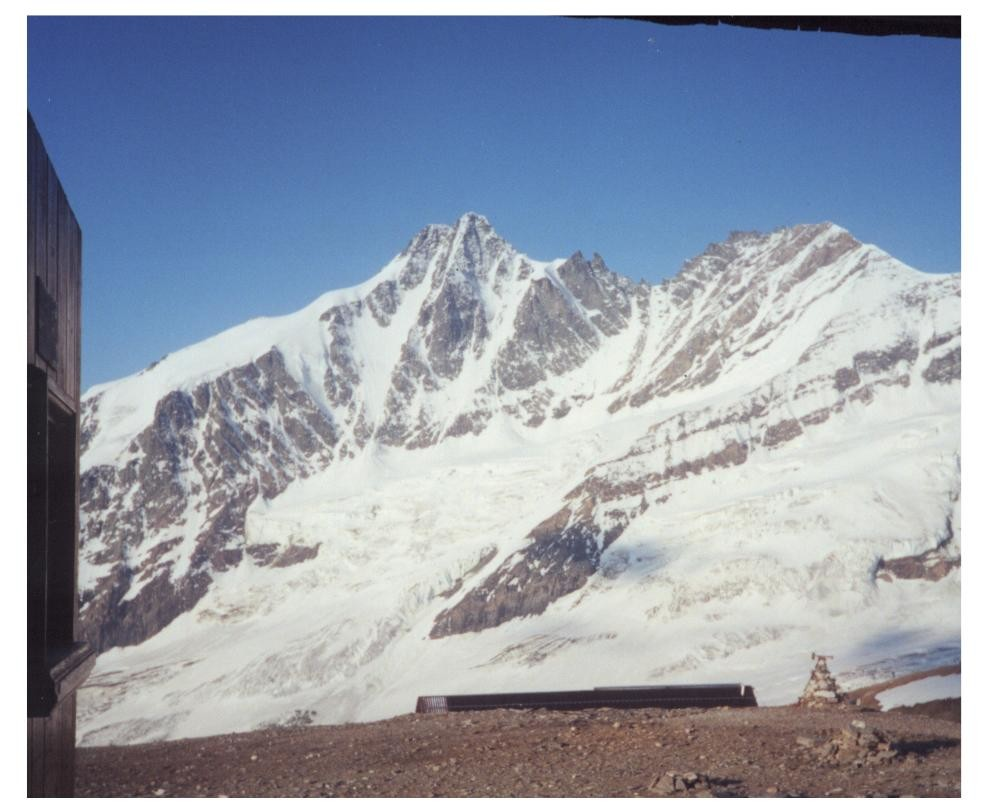 The Grossglockner (3798 m.)