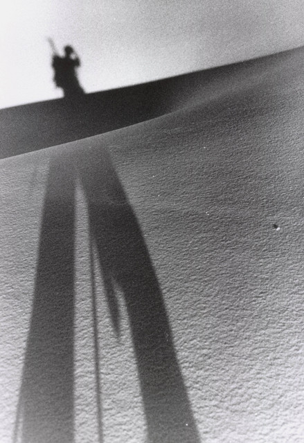 ombre sur neige
