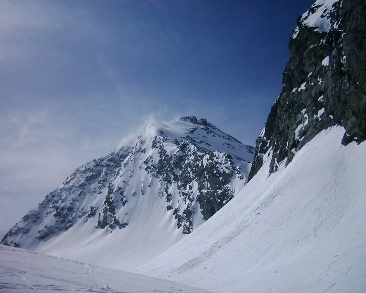 Grand Bec de Pralognan 3398 m