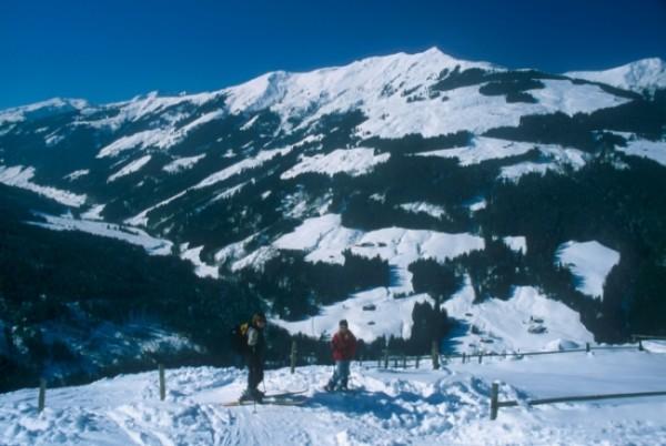 La valle di Brixenthal vicino  Kitzbhuel