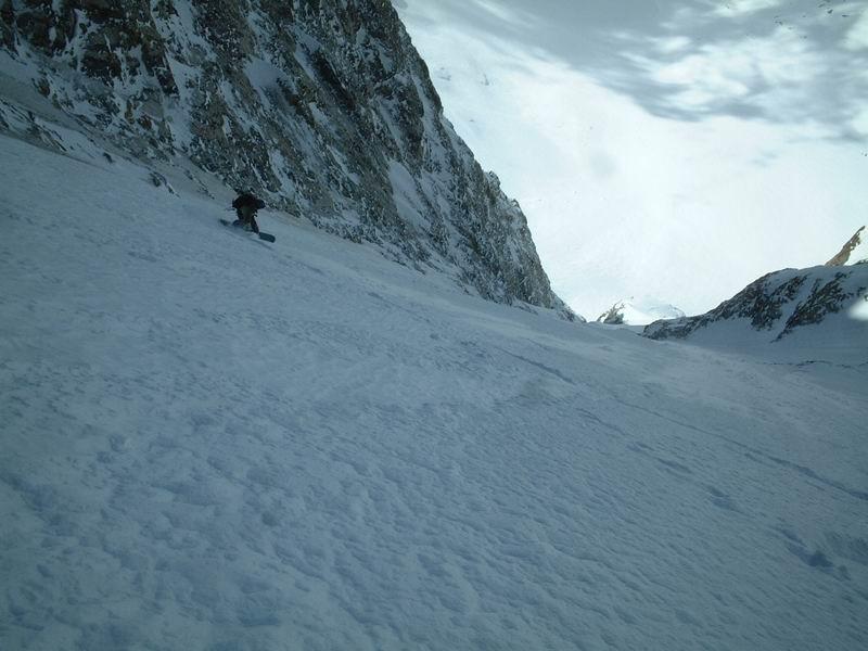 La descente du Mayer-Dibona