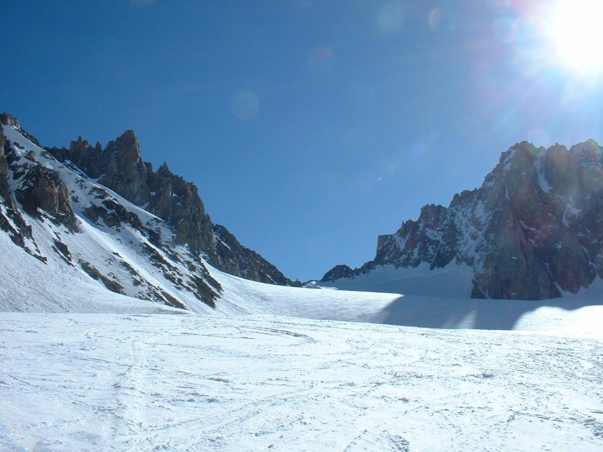 Col du Tour noir - 3535m