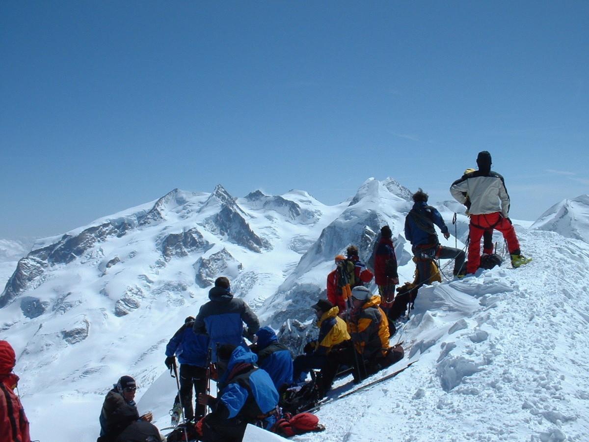 Breithorn : sommet (4159m)