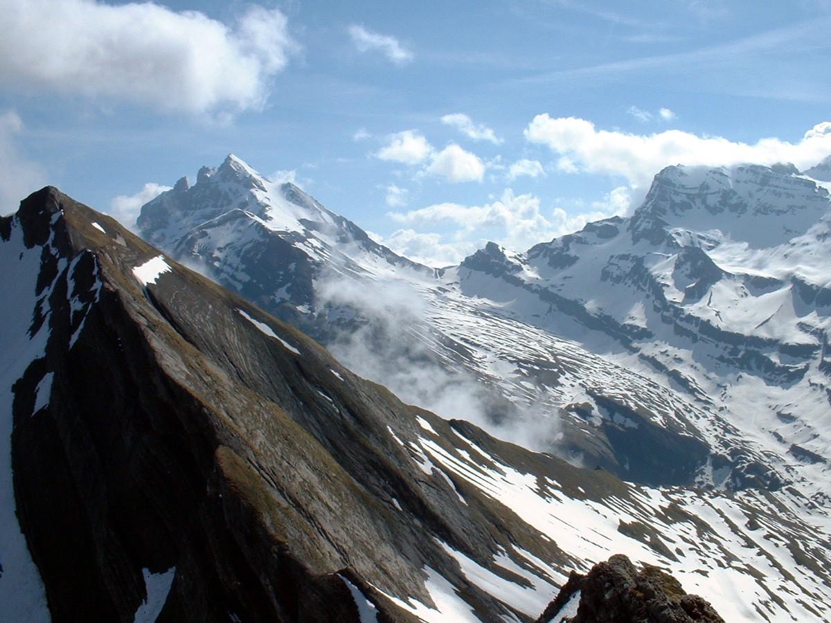 Tête à Vincent : vue du sommet
