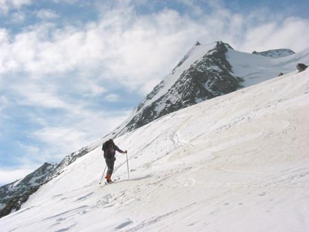 Mt Turia face N