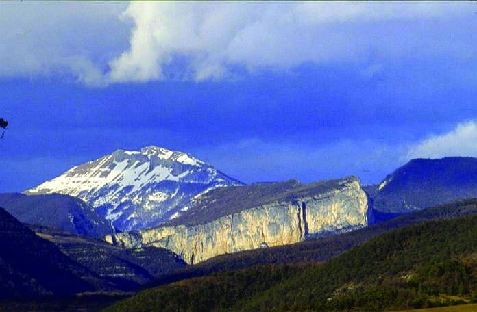 Vallée de la Gervanne