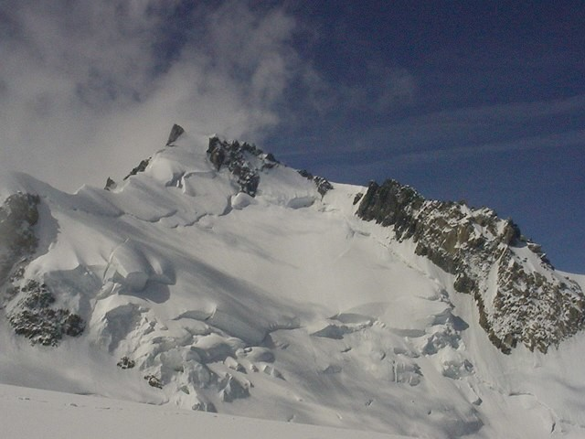 Mt Maudit