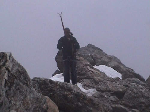 sommet de la Tsanteleina