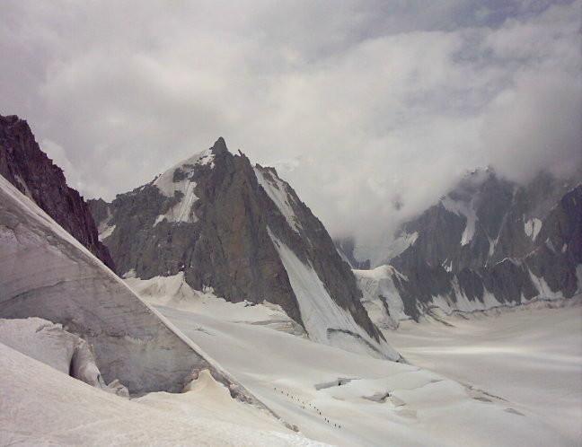 Tour Ronde - Face Nord