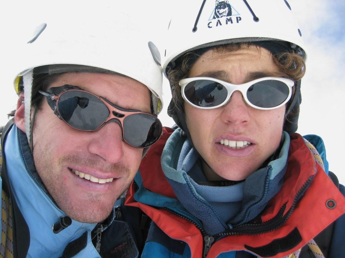 En forme au sommet du Mt-Blanc