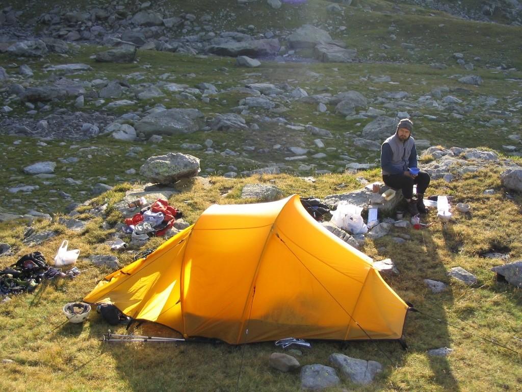 Camping au pied des Oeillasses - 2