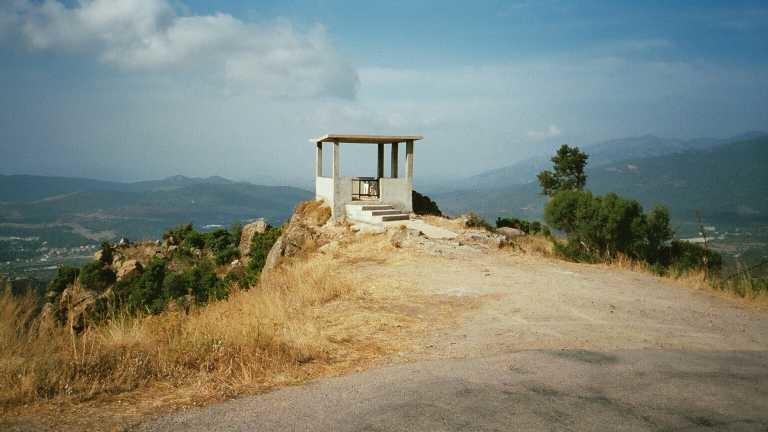 Site d'escalade de Punta Calcina
