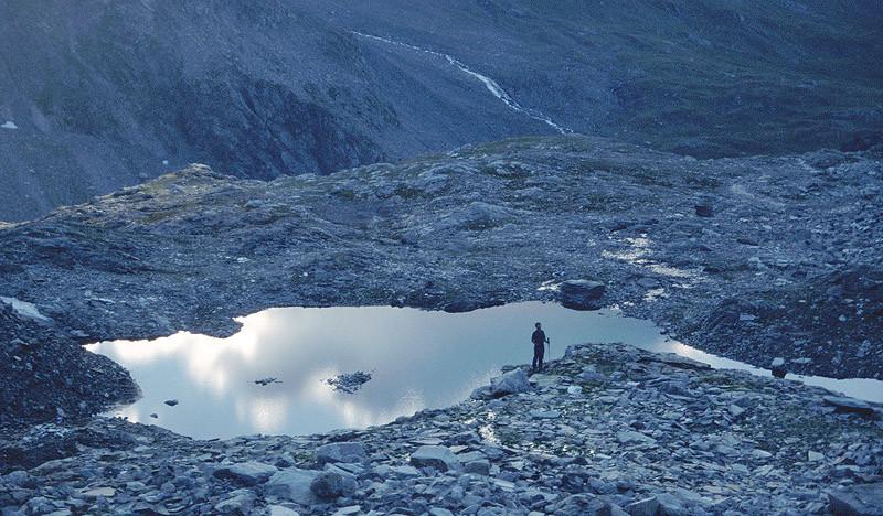 Lac 2622m sous le Balmahorn (Laggintal)