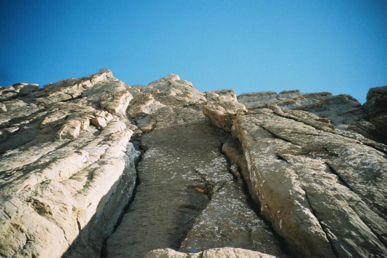 Au pied de la face Sud des Sarradets