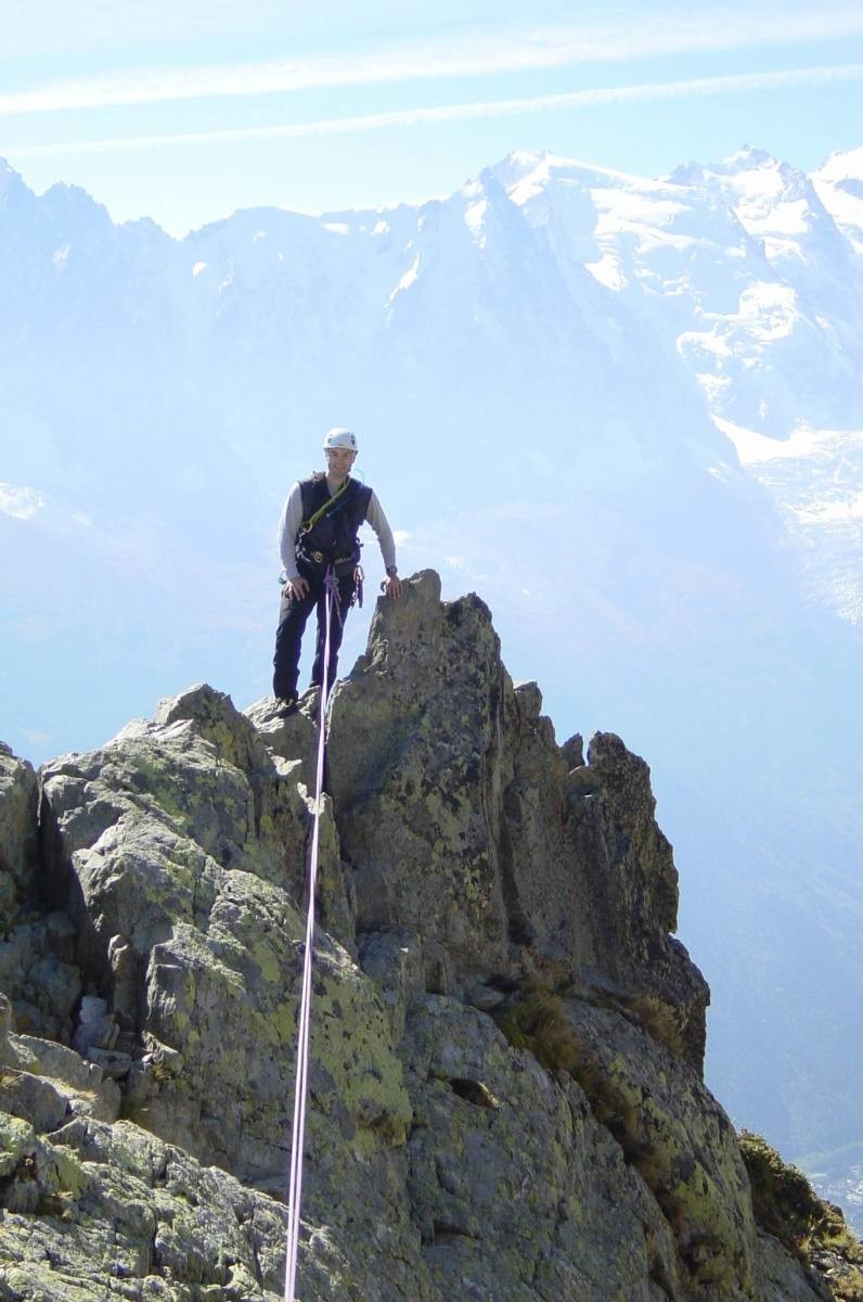 Panorama Mont-Blanc de l'Index
