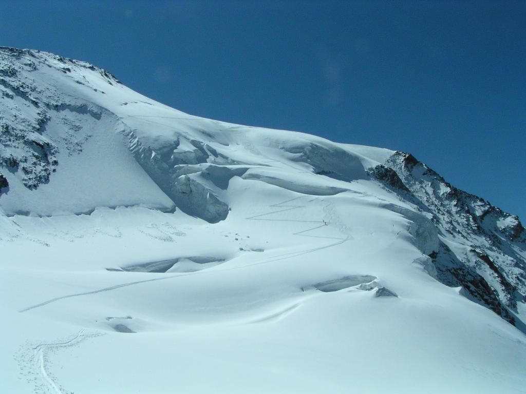 Le glacier du Geay