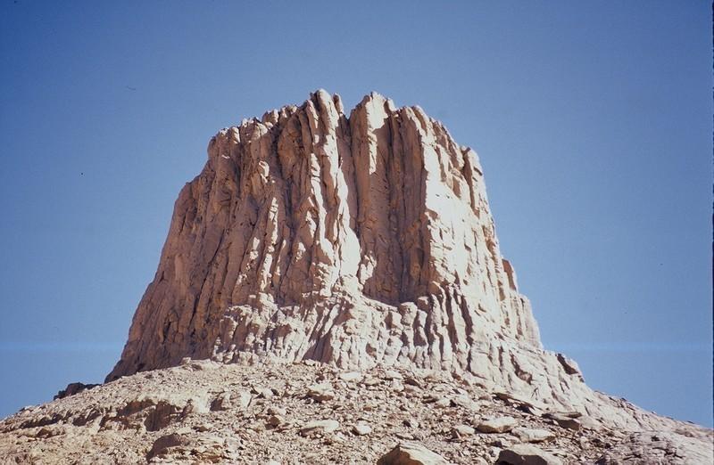 Face ouest de la Daouda