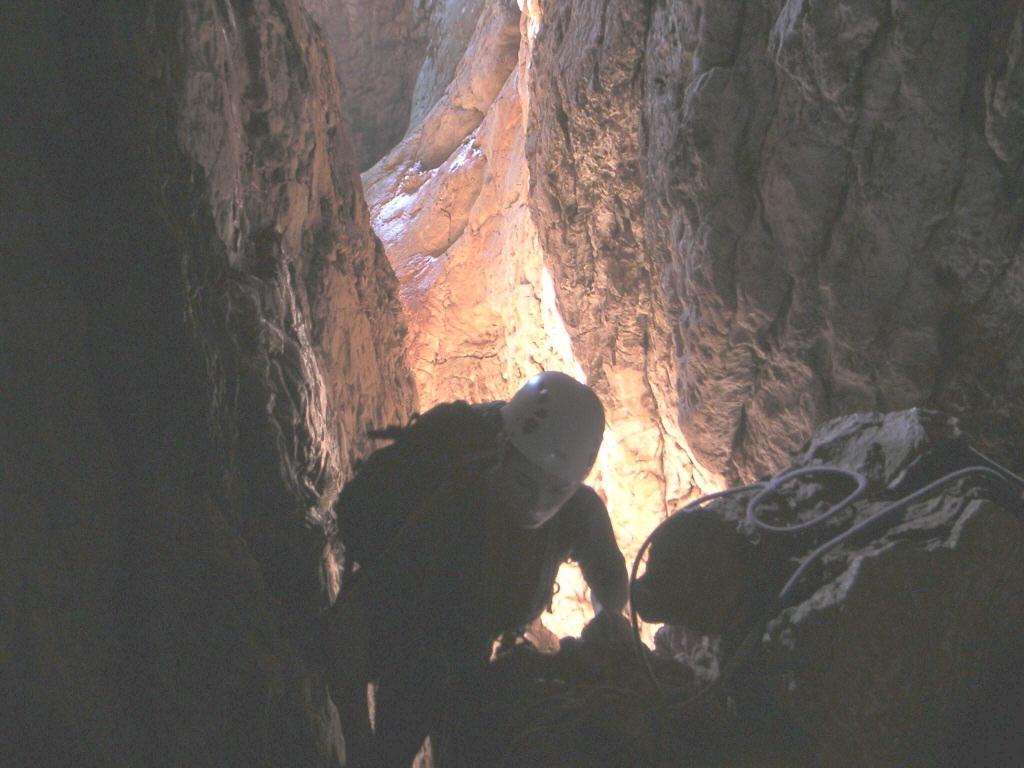 La grotte du Capelan