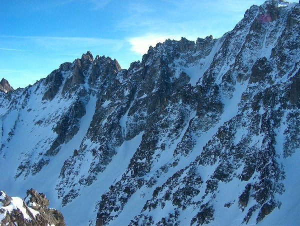Aiguille  d'Orny - Pointe d'Orny