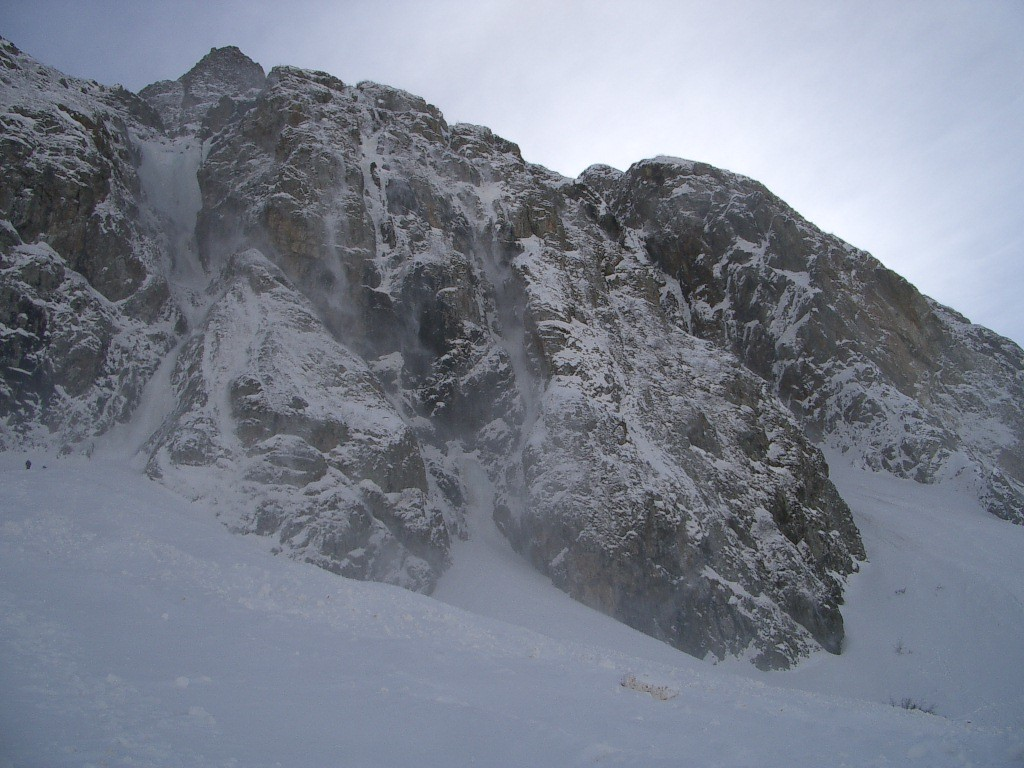 Minuscule Gully et les spin drifts