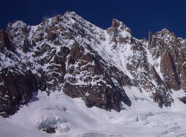 Couloir Whymper.
