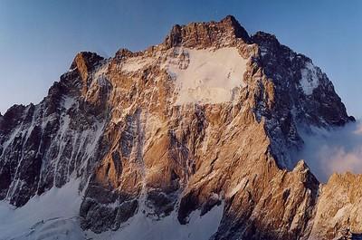 Ailefroide versant N (Glacier Noir)